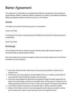 Car Rental Agreement Template  Get Free Sample