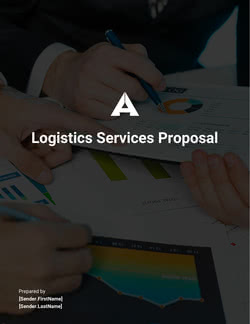 Logistics Services Proposal Template