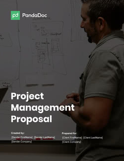 Project Management Proposal Template