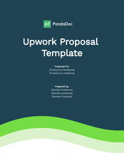 Upwork Proposal Template