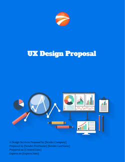 UX Design Proposal Template