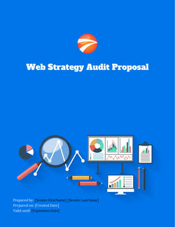 Website Strategy Audit Proposal Template