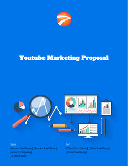 Youtube Marketing Proposal Template