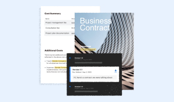 Contract management system
