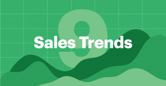 9 sales trends to look out