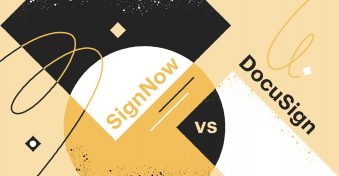 Choose between DocuSign vs SignNow