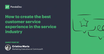How to create the best customer service experience in the service industry