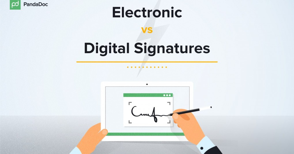 how to make electronic signiture