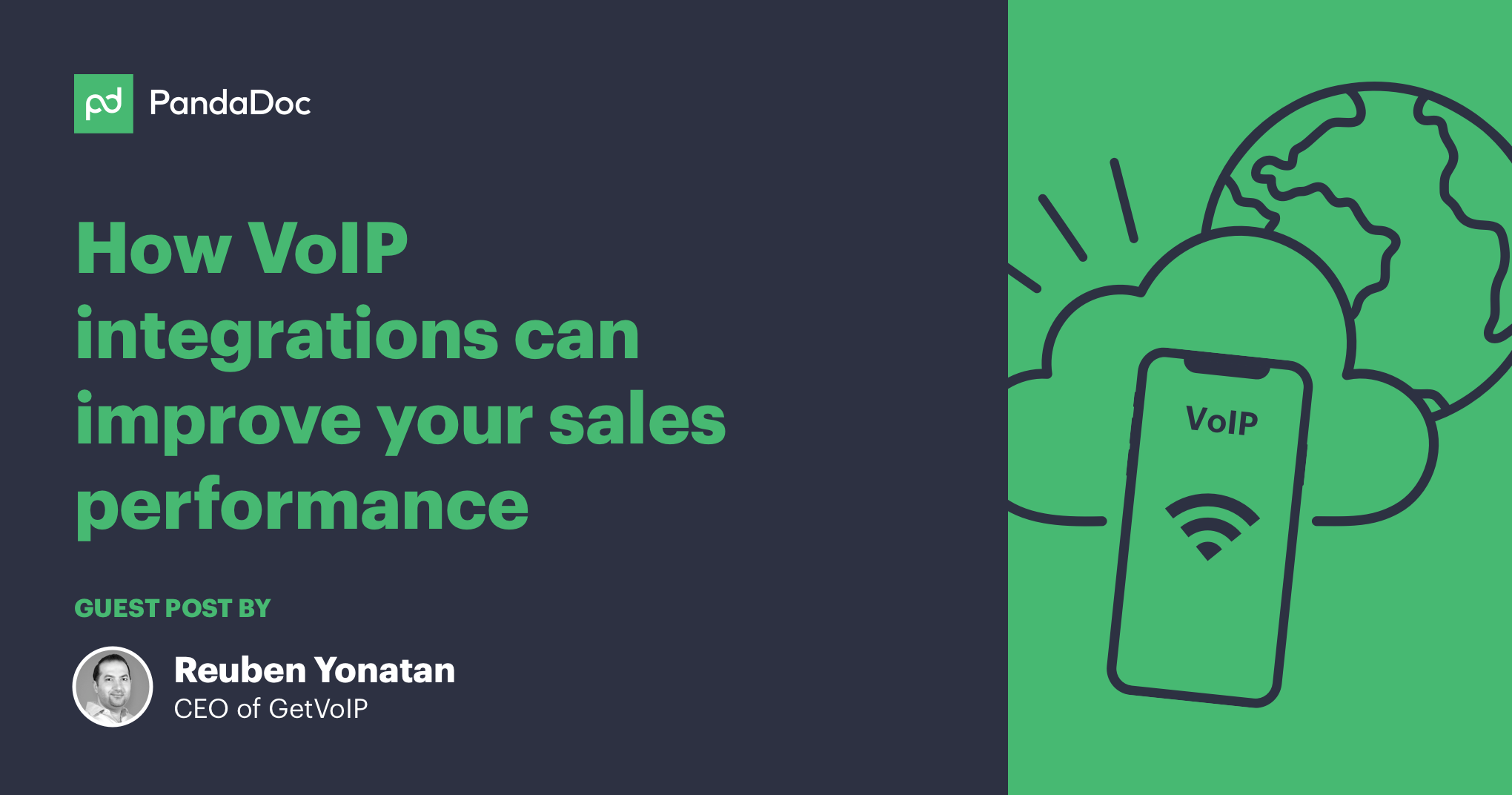 How VoIP integrations can boost the effectiveness of sales agents