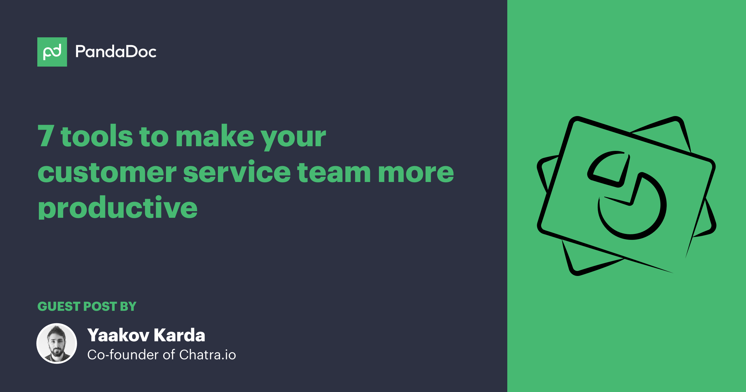 7 tools to make your customer service team more productive