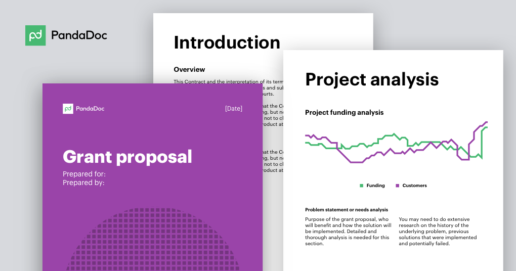 How to Write a Grant Proposal: Step-by-Step Guide (Free