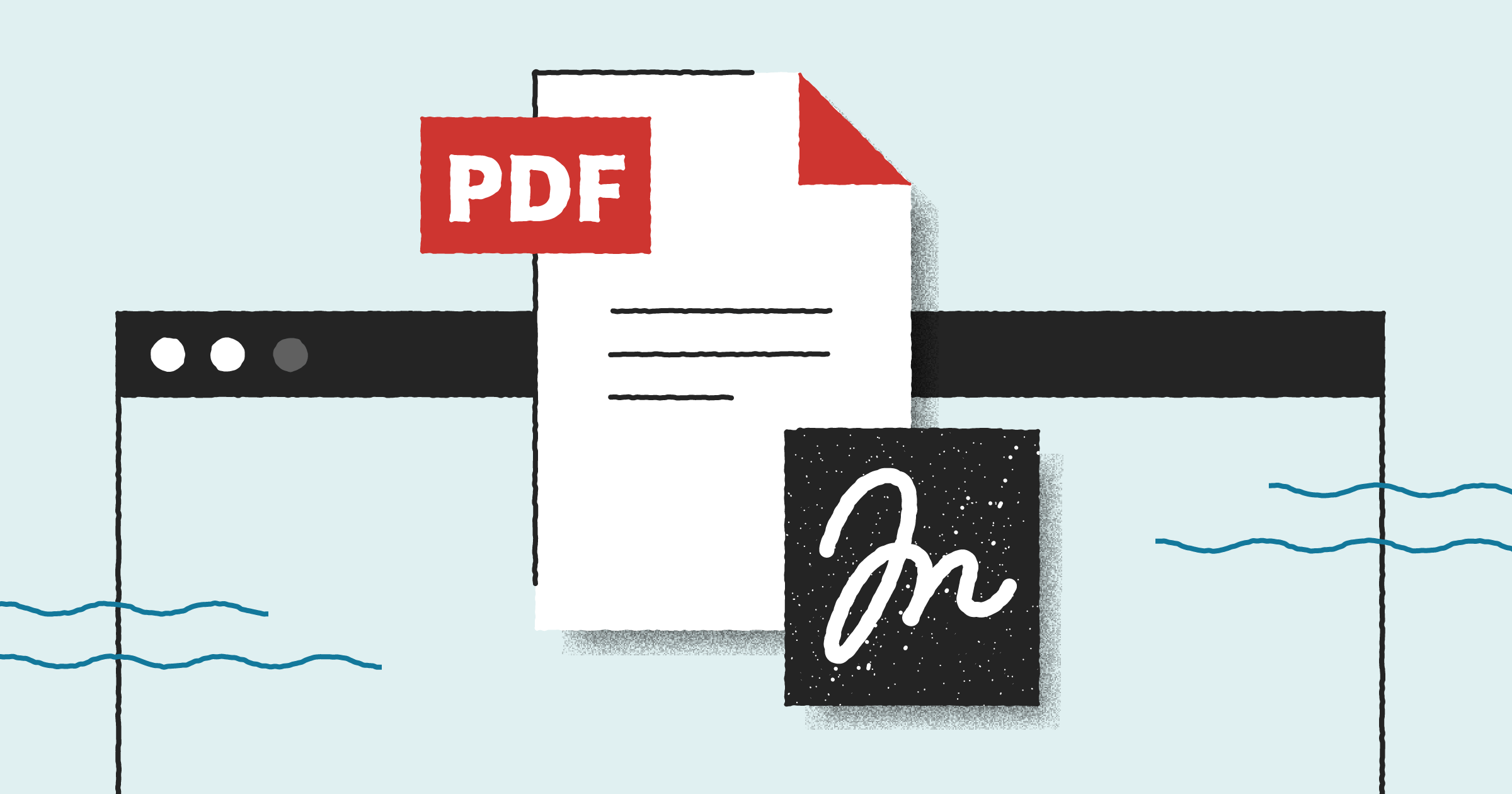 How to add eSignatures to PDF and sign PDF documents online