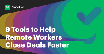 Best tools to help remote workers close deals faster