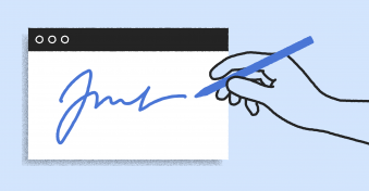 Top 3 ways to create a handwritten signature online
