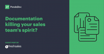 Documentation killing your sales team's spirit? 4 ways a CRM can supercharge your sales team