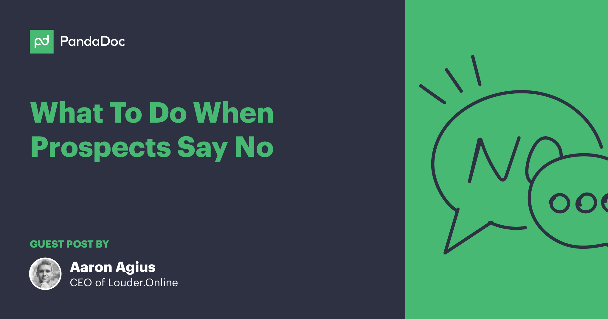 When prospects say no: Sales recovery for digital marketing agencies