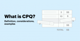 What is Configure Price Quote (CPQ)?
