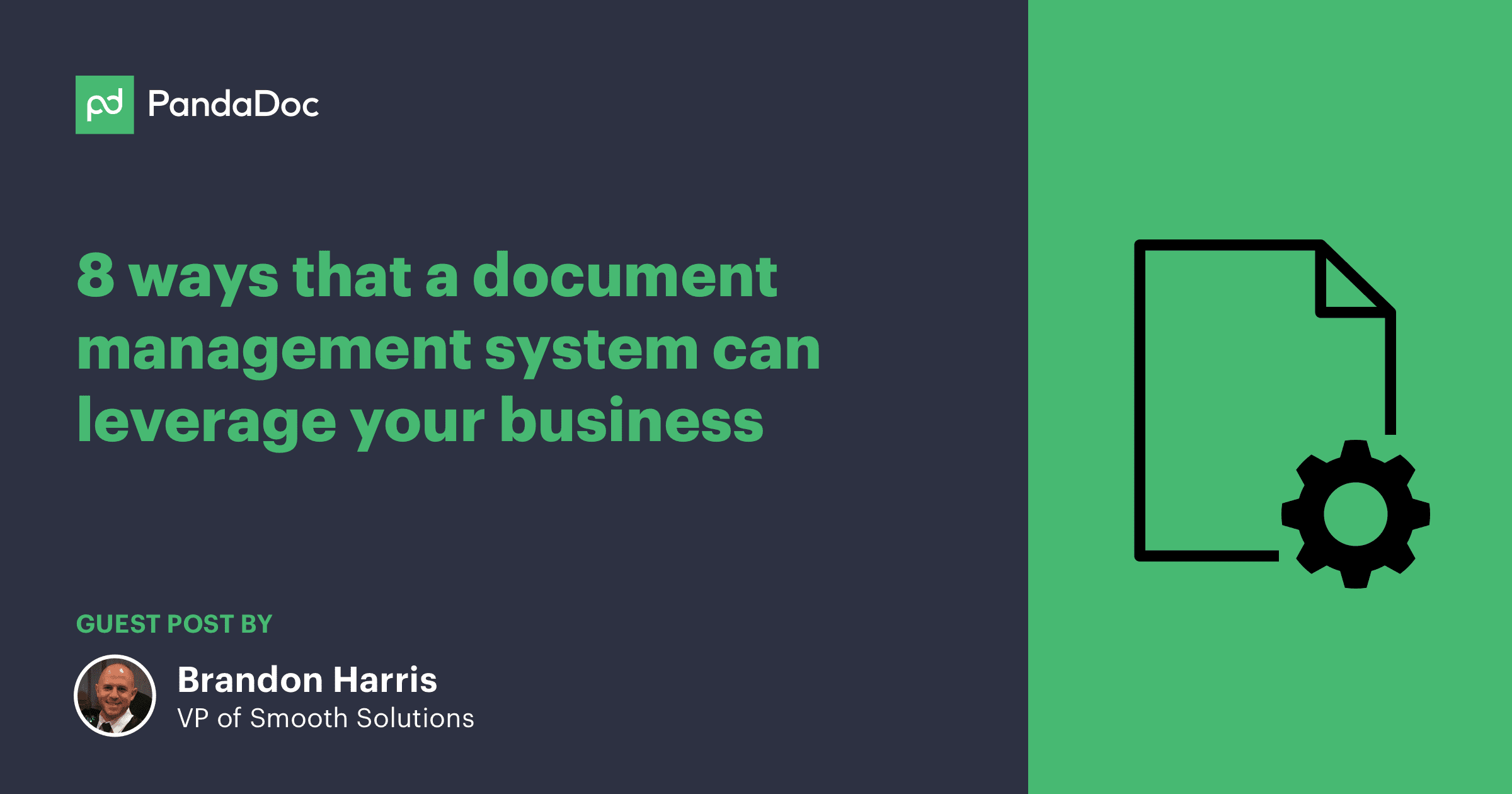 8 ways that a document management system can leverage your business