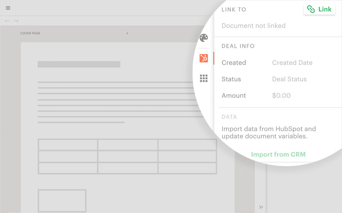 Gain more control over your documents with new HubSpot integration features