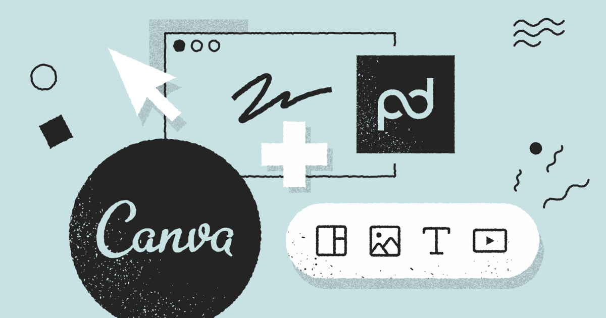 Step up your designs with our new Canva Integration